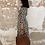 Thumbnail: Vestido estampado circulos