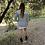 Thumbnail: Vestido rayas punto