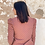 Thumbnail: Blusa candela teja