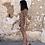 Thumbnail: Vestido recto estampado albaricoques