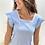 Thumbnail: Blusa cuadro vichy azul