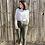 Thumbnail: Pantalón de algodón verde