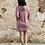 Thumbnail: Vestido capucha rosa