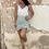 Thumbnail: Falda estampada verde