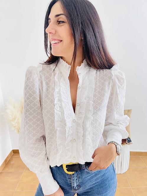 Camisa blanca Isabel