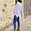 Thumbnail: Camisa blanca básica bolsillo