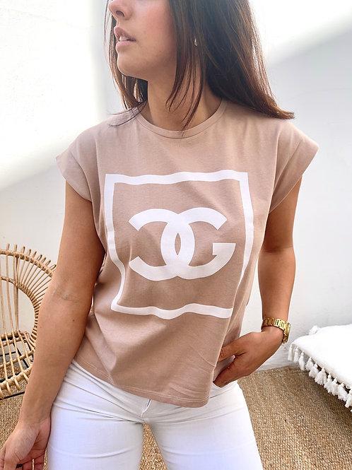 Camiseta camel C&G