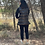 Thumbnail: Conjunto chandal chaleco negro