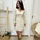 Thumbnail: Vestido Esther beige