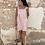 Thumbnail: Vestido Eloísa rayas rosa