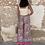 Thumbnail: Pantalón ancho estampado