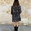 Thumbnail: Vestido estampado hoja