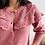 Thumbnail: Chaqueta volantes rosa