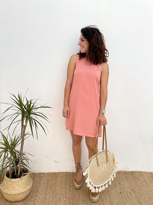 Vestido Coral básico
