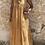 Thumbnail: Vestido largo mostaza
