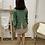 Thumbnail: Vestido verde bolsillos