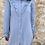 Thumbnail: Vestido camisero azul