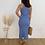 Thumbnail: Vestido punto azul