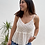 Thumbnail: Top crochet blanco