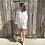 Thumbnail: Vestido volantes blanco