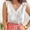 Thumbnail: Blusa blanca pico