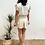 Thumbnail: Falda estampada beige