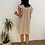 Thumbnail: Vestido candela beige