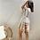 Thumbnail: Vestido boho blanco