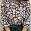 Thumbnail: Blusa cuello flores