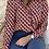 Thumbnail: camisa estampada teja