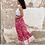 Thumbnail: Falda estampada larga