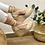 Thumbnail: Cuñas cintas beige