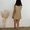 Thumbnail: Chaleco lino beige
