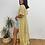 Thumbnail: Kimono estampado amarillo