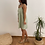 Thumbnail: Vestido botones verde
