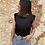 Thumbnail: Camiseta negra hombreras