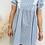 Thumbnail: Vestido cuadros azul