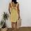 Thumbnail: Vestido lino mostaza