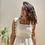 Thumbnail: Blusa blanca volante