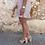 Thumbnail: Falda cuadros beige