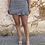 Thumbnail: Falda cuadros negra