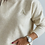 Thumbnail: Jersey básico A beige