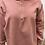 Thumbnail: Sudadera rosa cremallera