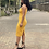Thumbnail: Vestido amarillo