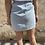 Thumbnail: Falda goma azul