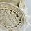Thumbnail: Bolso rafia claro abalorios
