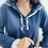 Thumbnail: Sudadera marino capucha