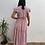 Thumbnail: Vestido Eva estampado rosa