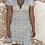 Thumbnail: Vestido estampado punto panal