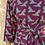 Thumbnail: Vestido estampado dinosaurios